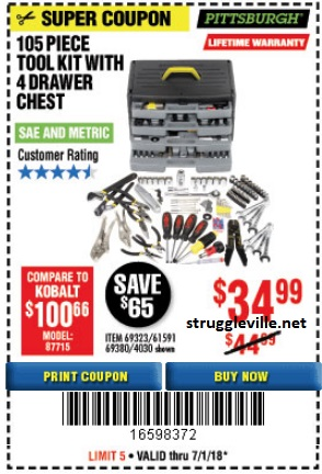 Harbor Freight Your Super Coupons Are Here! Expires 7/1/18