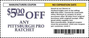 Harbor Freight 20% Off Coupon! – Struggleville