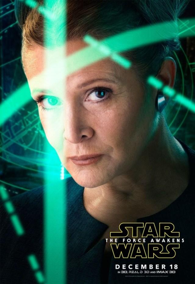 Leia Skywalker—The Force Awakens