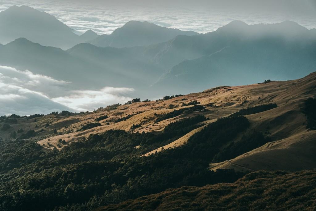 奇萊南華百岳風景