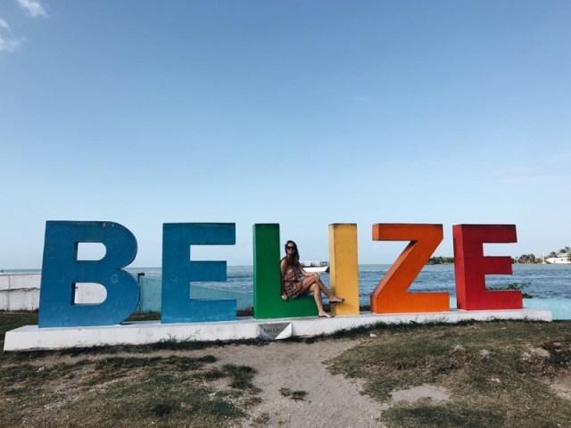 Druhá zastávka v Belize