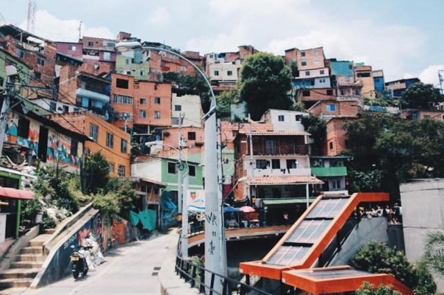 Comuna 13, Kolumbia