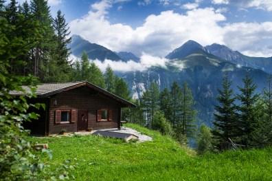 Jagdhütte © Alex Papis