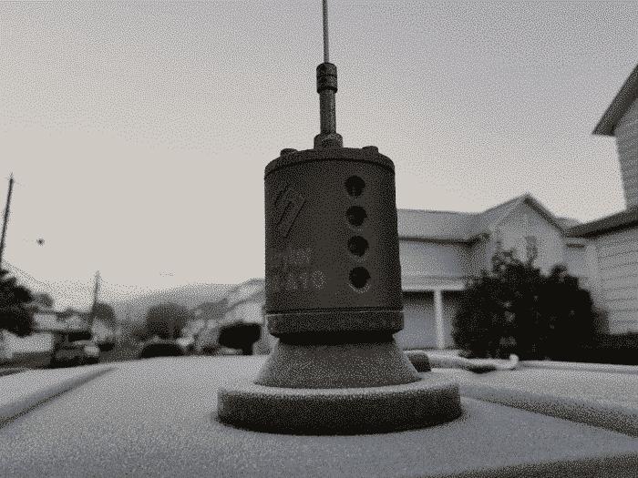 Magnetic Mount CB Antenna