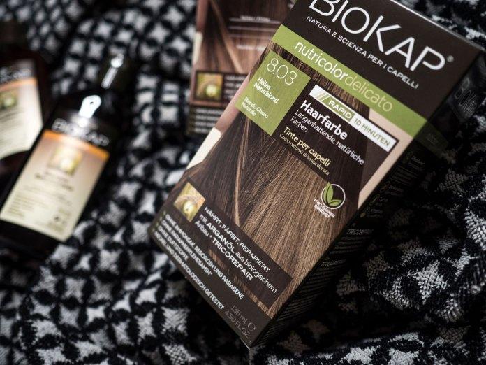 BioKap, natural hair coloring