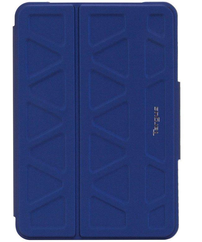 Targus-Pro-Tek-Stand-Case-for-iPad-Mini-(5th-gen),-iPad-Mini-4,-3,-2,1---Blue-(THZ69502GL)