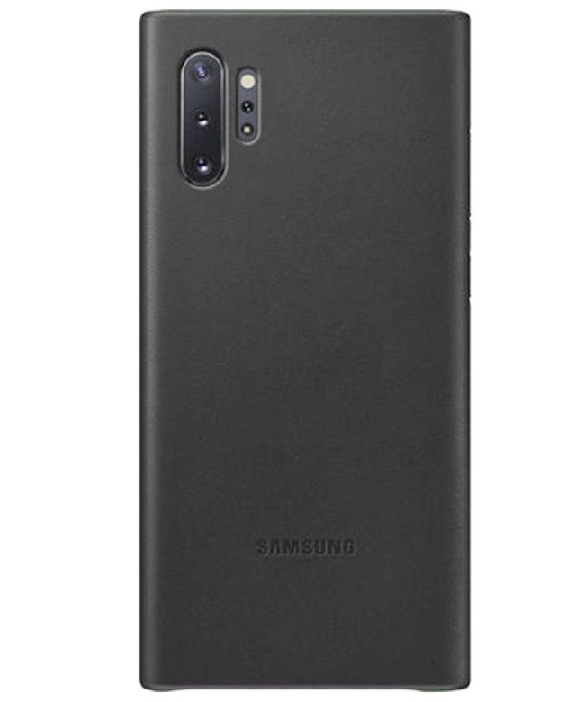 Samsung-Leather-case-for-Galaxy-Note-10-Plus-Black