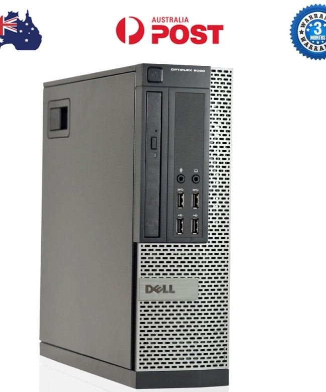 Dell-Optiplex-9020-SFF,-Core-i5-(4th-Gen),-4-GB,-128-GB-SSD-PC---[AuStock]