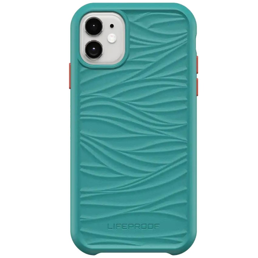 LifeProof-Wake-Case-For-iPhone-11-and-XR-(6.1)---Down-Under-(Teal)