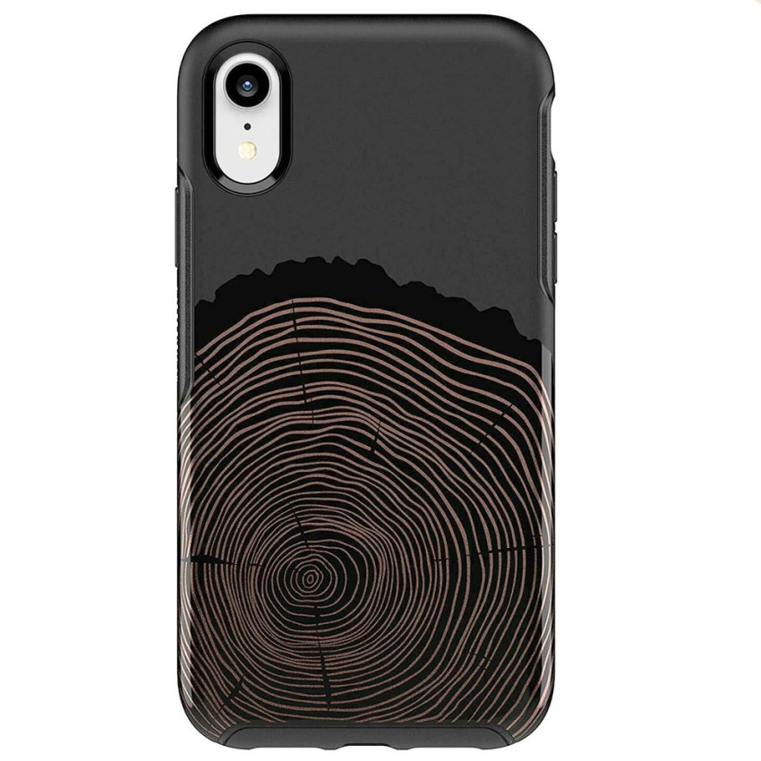 Otterbox-Symmetry-Case-for-Apple-iPhone-Xs-Max-(6.5)---Wood-You-Rather