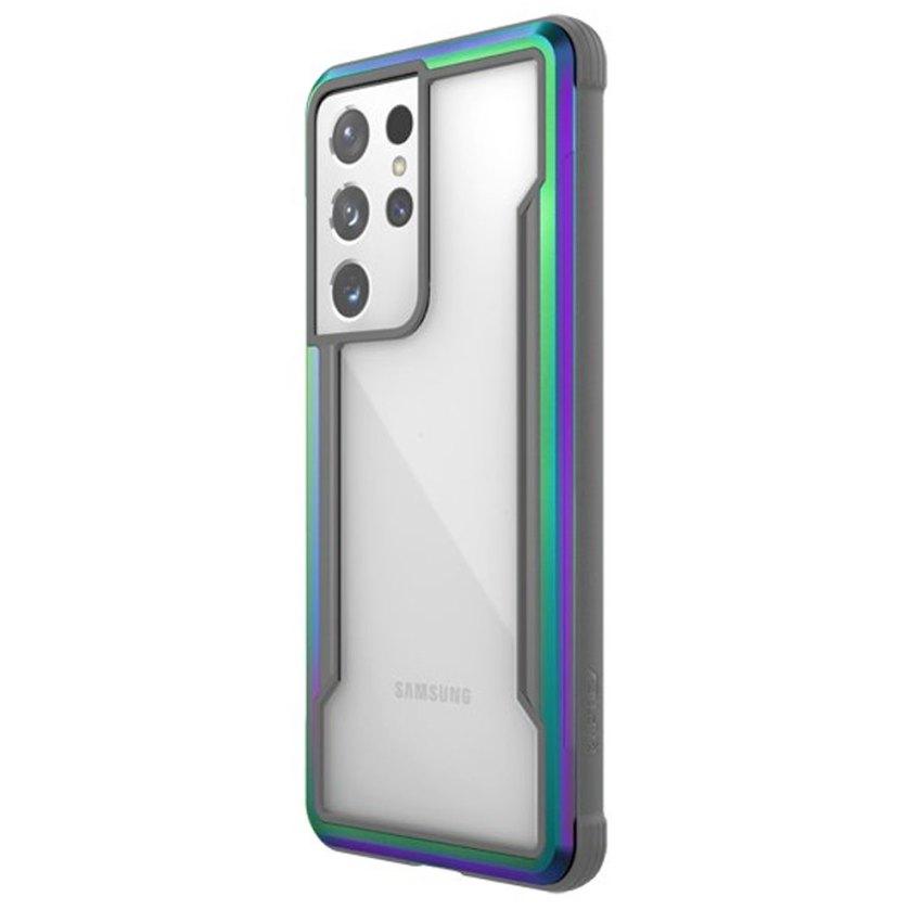 Raptic-Shield-for-Samsung-Galaxy-S21-Ultra-5G-(6.8)---Iridescent