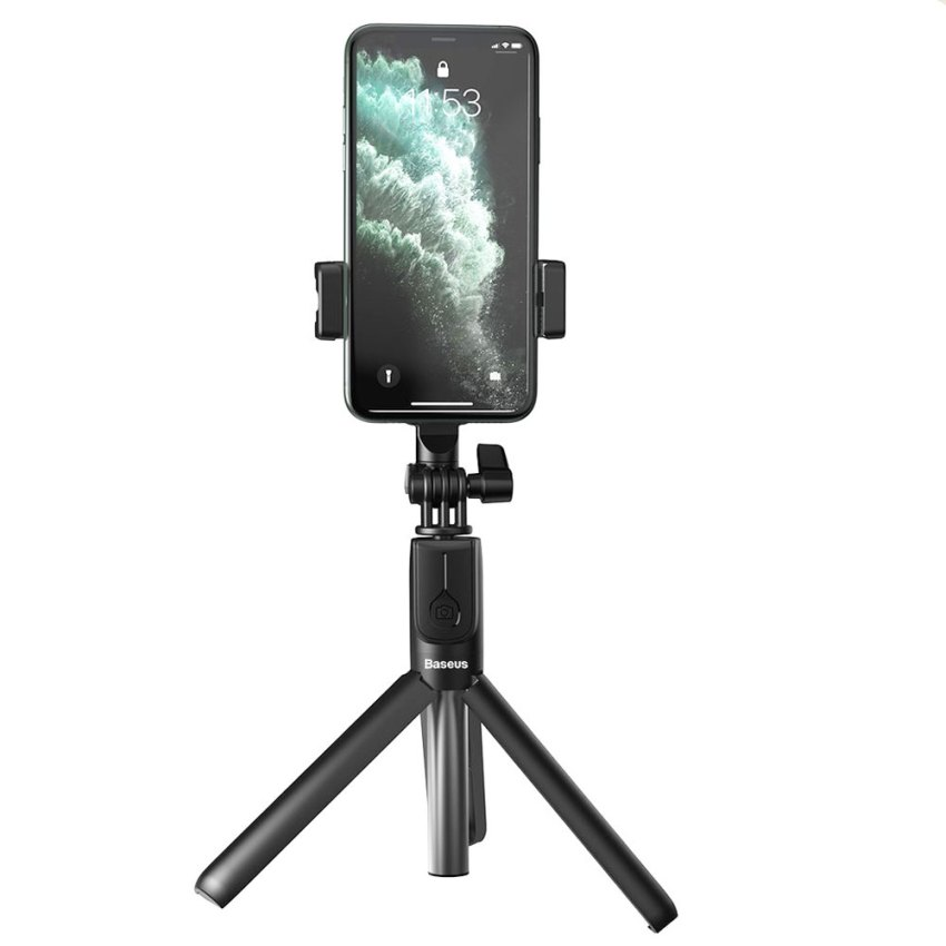 Baseus-Lovely-Selfie-Stick-and-Tripod-Holder-with-Bluetooth-Remote-Control