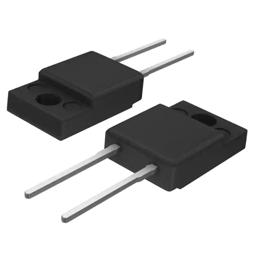 STMicroelectronics-600V-8A-Silicon-Junction-Diode-2-Pin-TO-220FPAC-STTH8R06FP