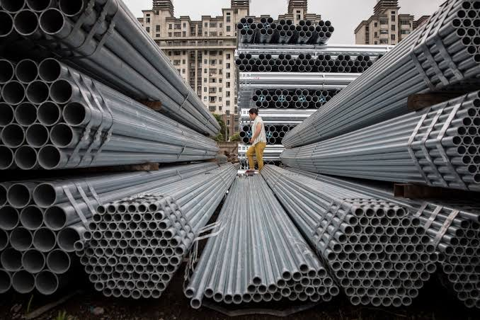 china cancels steel export tax rebates - stsi holding