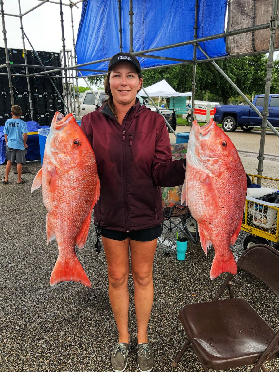 big-snapper-weigh-in-fishing-fiesta-2018