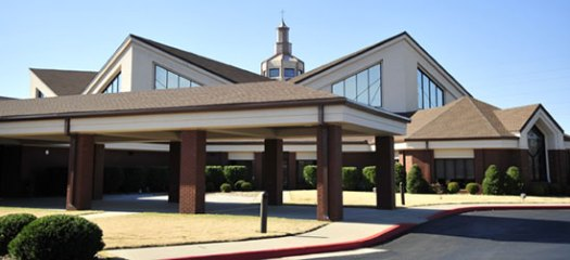 Our Beautiful Worship Center