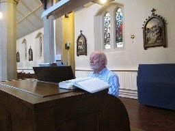 Music - Our Organist