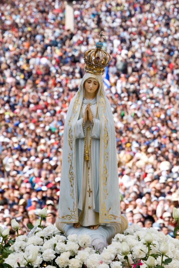 Daily Devotion Saturday 28th August 2021 The Blessed Sacrament & Immaculate Heart of Mary