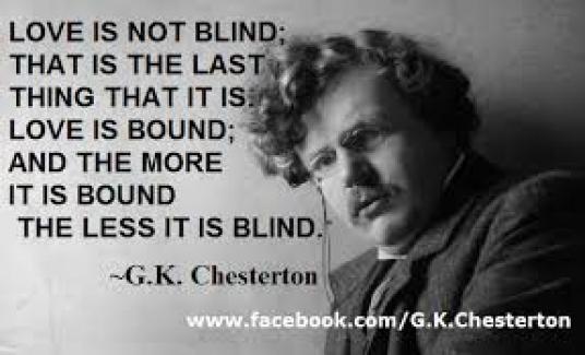 G K Chesterton