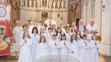 Sacrament Programmes 2019-2020