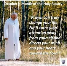 Pope John Paul II and the Holy Rosary