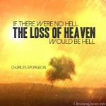 """Blog Topic: """"Heaven and Hell - Eternal Reward and Eternal Punishment"""""""