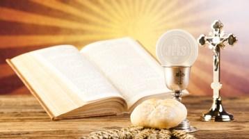 Eucharist, sacrament of communion