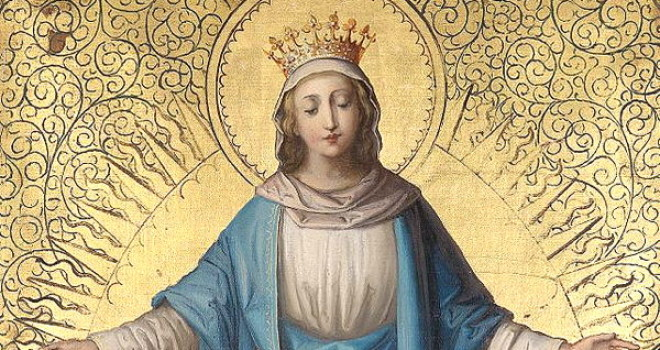 Daily Devotion Tuesday 11th May 2021 Our Lady The Blessed Virgin