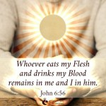 Blog Topic: The Eucharist is 'the School of True Love for Us'