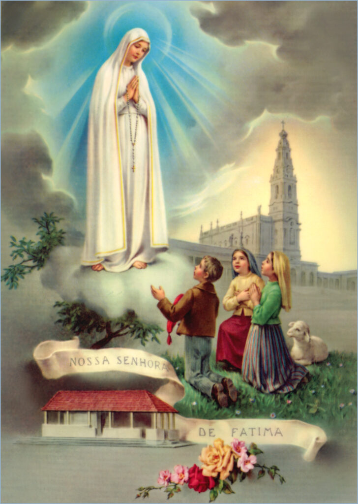 Our Lady of Fatima children