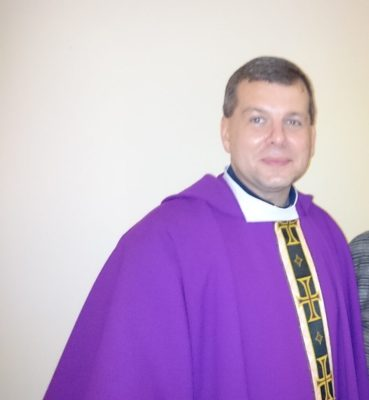 Father Marcin Christmas Message