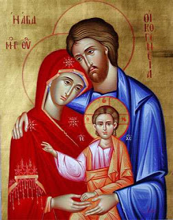 Parish Devotion for February 19th 2019 – Month of The Holy Family – Tuesdays