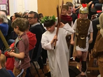 Easter Performance at St Swithun's RC Primary School