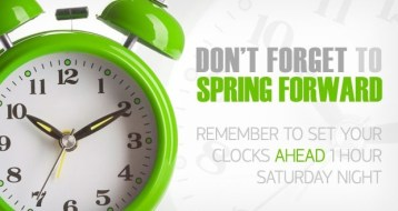 Palm Sunday Spring Clocks
