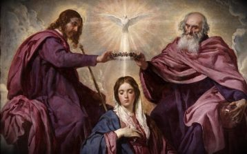 Feast of The Queenship of Mary 1 Coronation of Mary