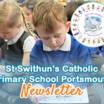 St Swithun's Primary School Newsletter - April 26th 2019