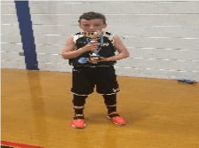 Basketball congratulations