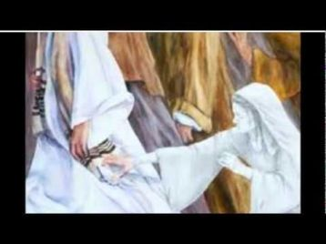 Touch the Hem of His Garment