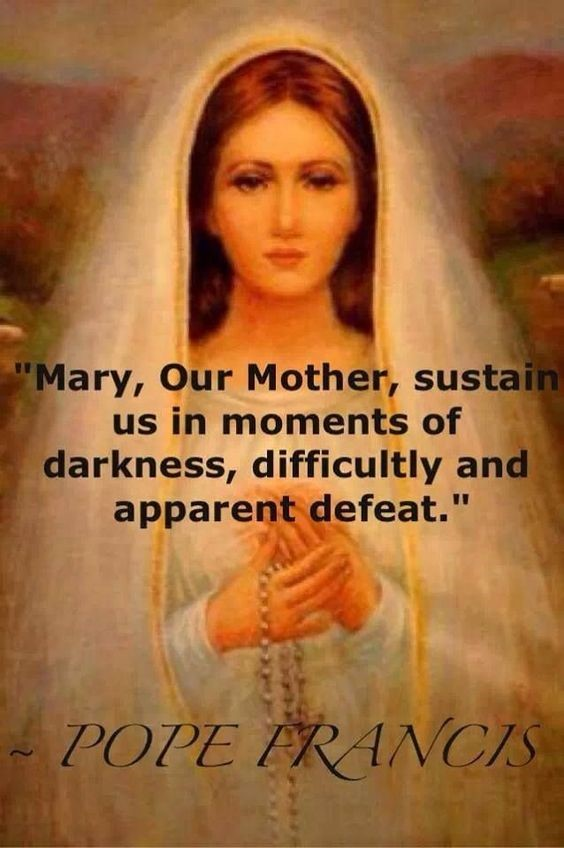 Daily Devotion Friday 10th September 2021 Our Lady of Sorrows