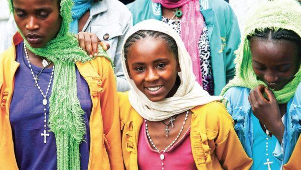 Ethiopia the Menja