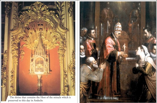 Eucharistic Miracle of Rome 2