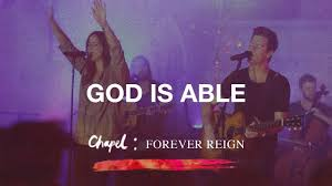 God is Able Hillsong Worship