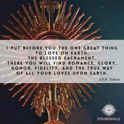 The Divine Praises