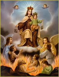 Litany of Holy Souls in Purgatory