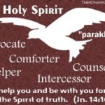 """Blog Topic: """"The Holy Spirit in the Church today"""""""