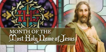Most Holy Name of Jesus