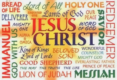 Saturday Most Holy Name of Jesus