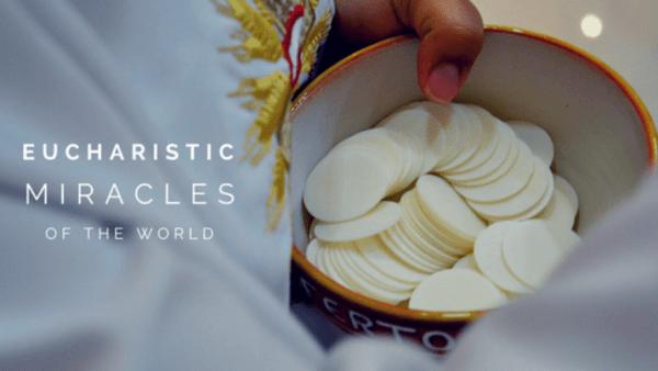 Eucharistic Miracles SANTAREM