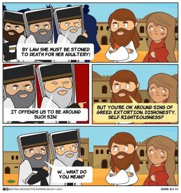 Cartoon Sin No More
