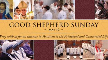Good Shepherd Sunday May 12th